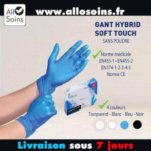 GANT-HYBRID-MEDICAL-NON-POUDRE